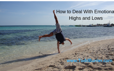 How to Deal with Emotional Highs and Lows