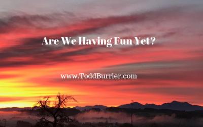 Are We Having Fun Yet?