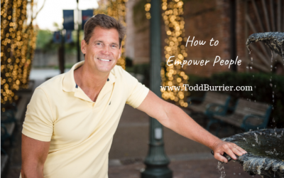 How to Empower People