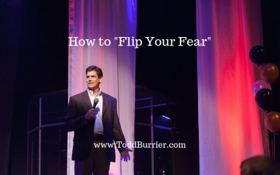 "How to ""Flip Your Fear"""