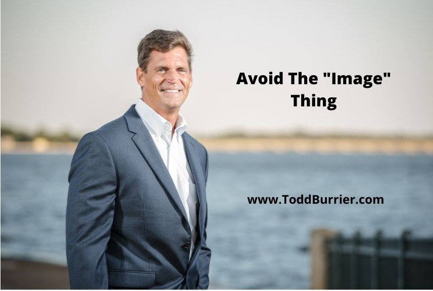 "Avoid the ""Image"" Thing"