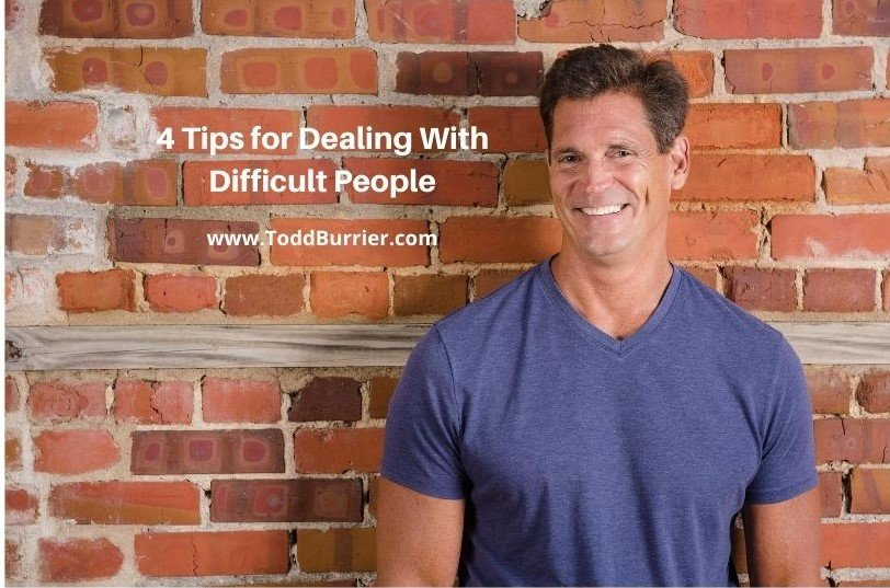 4 Tips for Dealing With Difficult People
