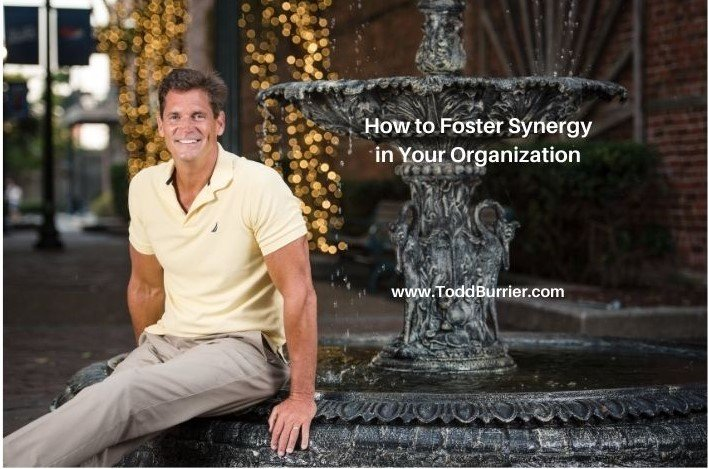 How to Foster Synergy in Your Organization