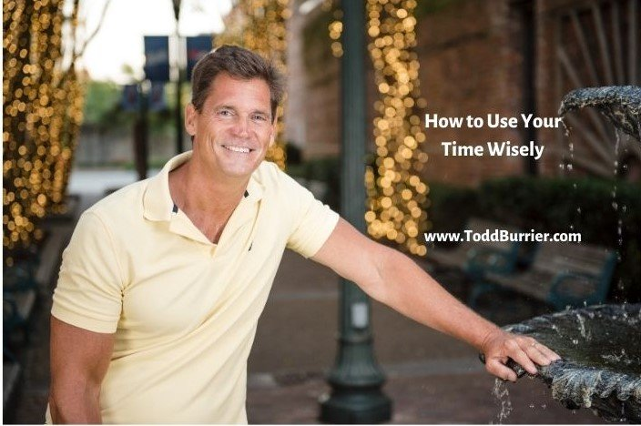 How to Use Your Time Wisely