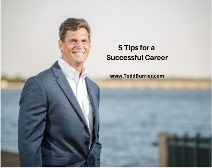 5 Tips for a Successful Career