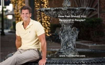 How Fast Should You Respond to People?