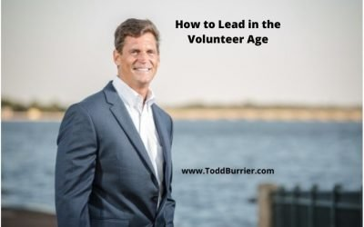 How to Lead in the Volunteer Age